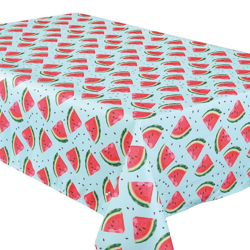Texstyle Deco inc. Nappe Watermelon Aqua