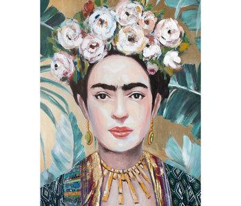 Canvas Frida Khalo 60x90cm