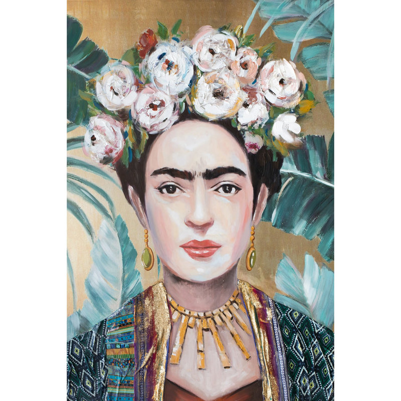 Nostalgia Canvas Frida Khalo 60x90cm