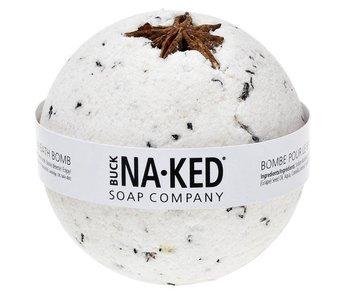 Bombe de bain à la vanille chai Naked