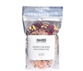 Sel de bain Rose Marocaine Naked