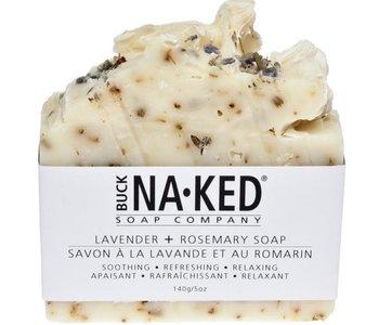 Savon à la lavande et au romarin Naked