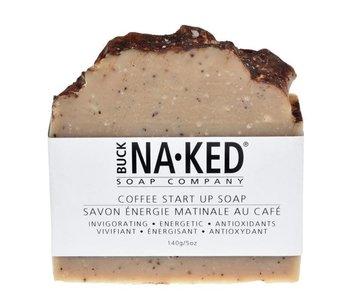 Savon énergie matinale au café Naked