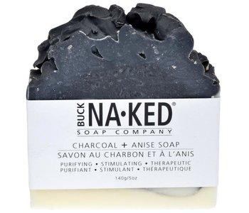 Savon au charbon et à l'anis Naked