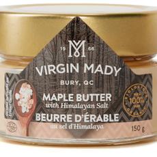 Virgin Mady Beurre d'érable au sel d'Himalaya