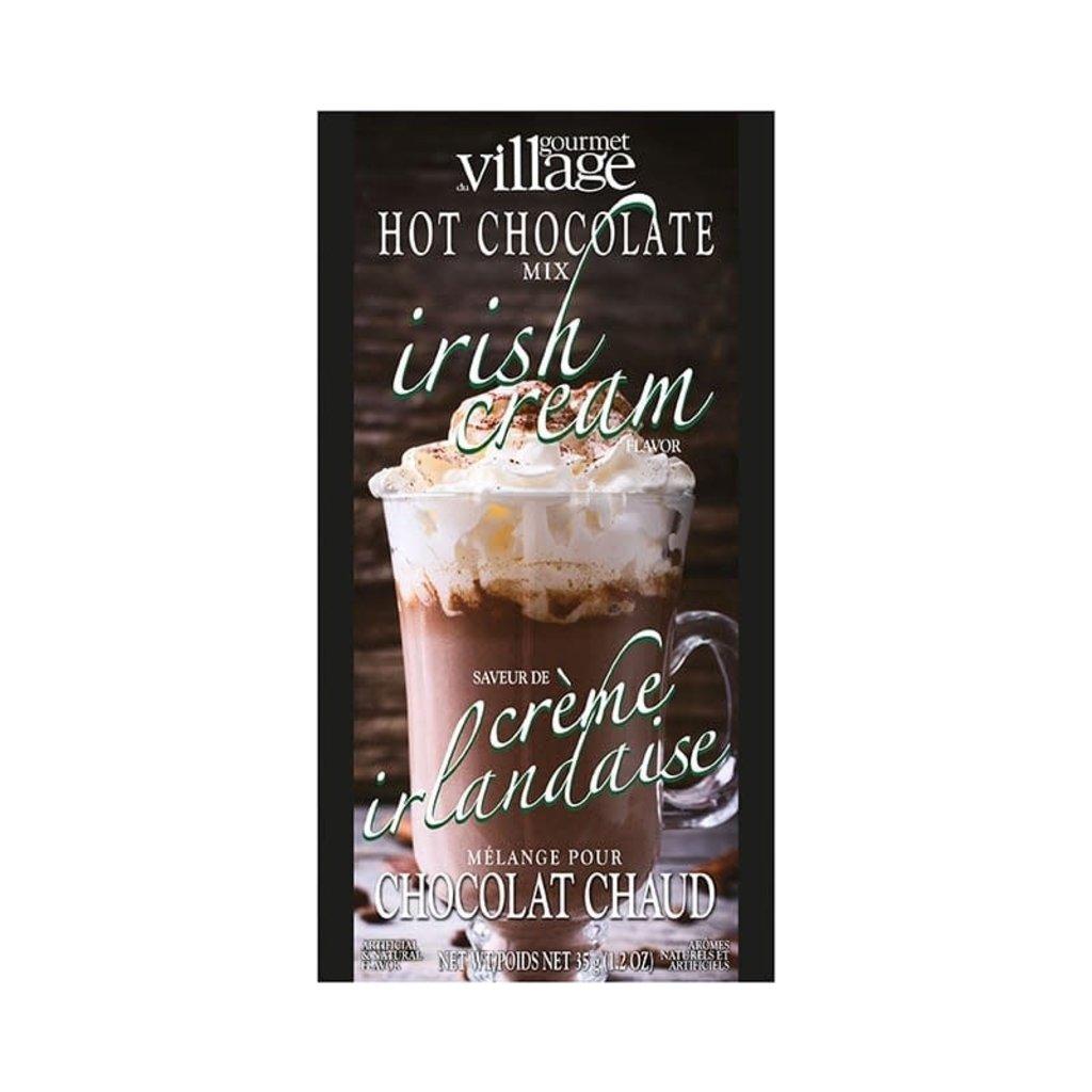 Gourmet du Village Chocolat Chaud crème irlandaise Gourmet du Village