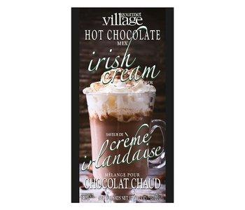Chocolat Chaud crème irlandaise Gourmet du Village