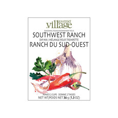 Gourmet du Village Mélange pour Trempette Ranch Du Sud Gourmet du Village (36gr)