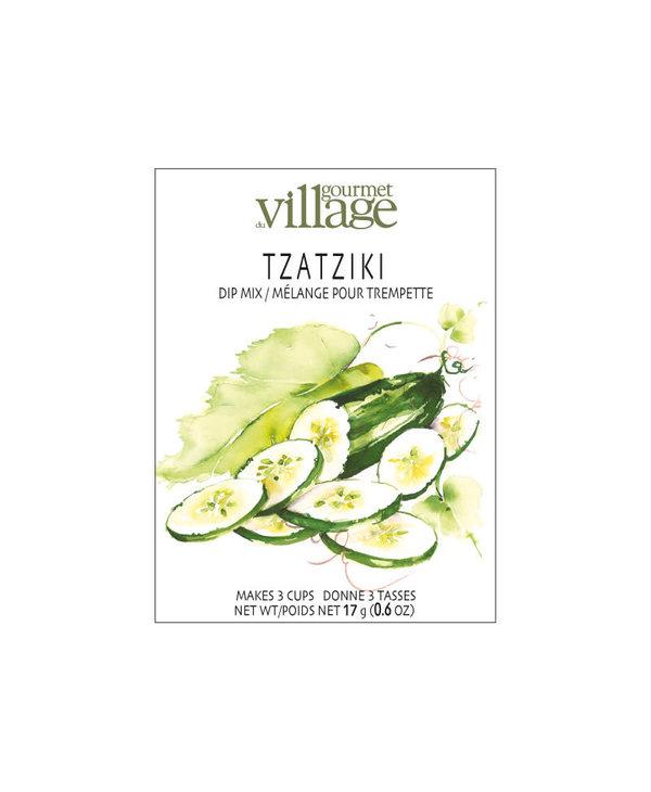Mélange pour Trempette Tzatziki Gourmet du Village (18gr)