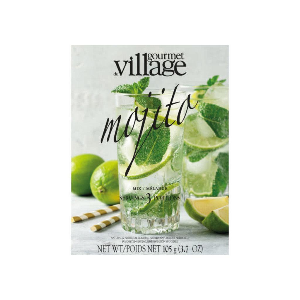 Gourmet du Village Mélange Aromatisé Mojito  Gourmet du Village (105g)