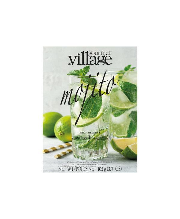 Mélange Aromatisé Mojito  Gourmet du Village (105g)