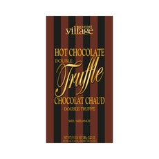 Gourmet du Village Chocolat Chaud  Double Truffe brun Gourmet du Village