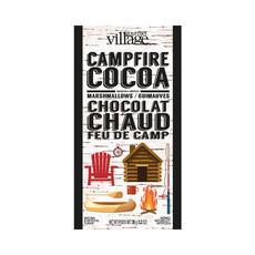 Gourmet du Village Chocolat Chaud au Feu de Camp  Gourmet du Village