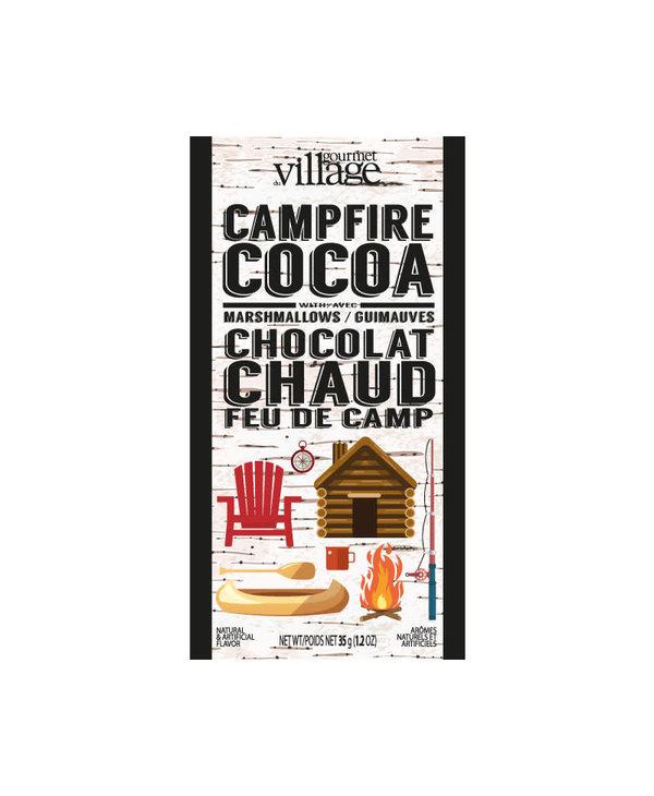 Chocolat Chaud au Feu de Camp  Gourmet du Village