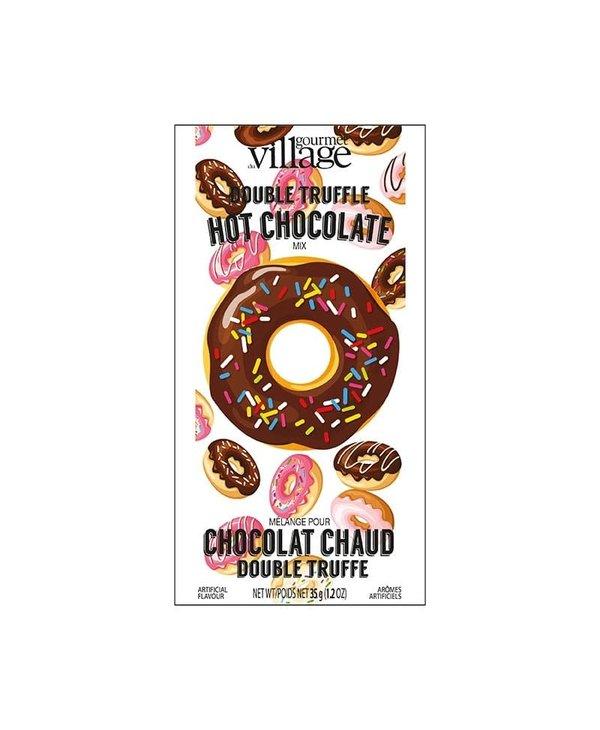 Chocolat Chaud Beigne Double Truffle Gourmet du Village