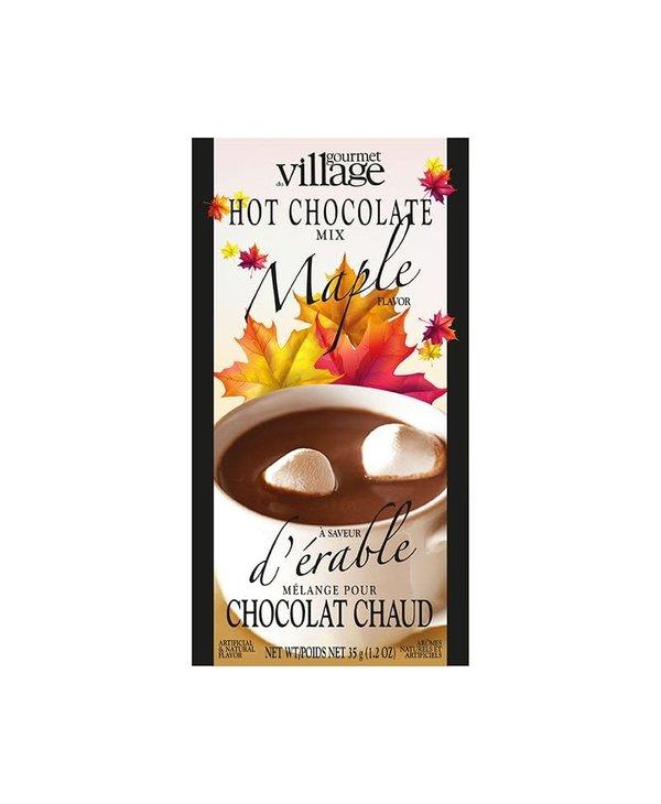 Chocolat Chaud au Mini Érable  Gourmet du Village