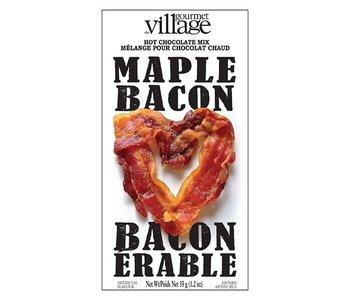 Chocolat Chaud Érable et Bacon  Gourmet du Village
