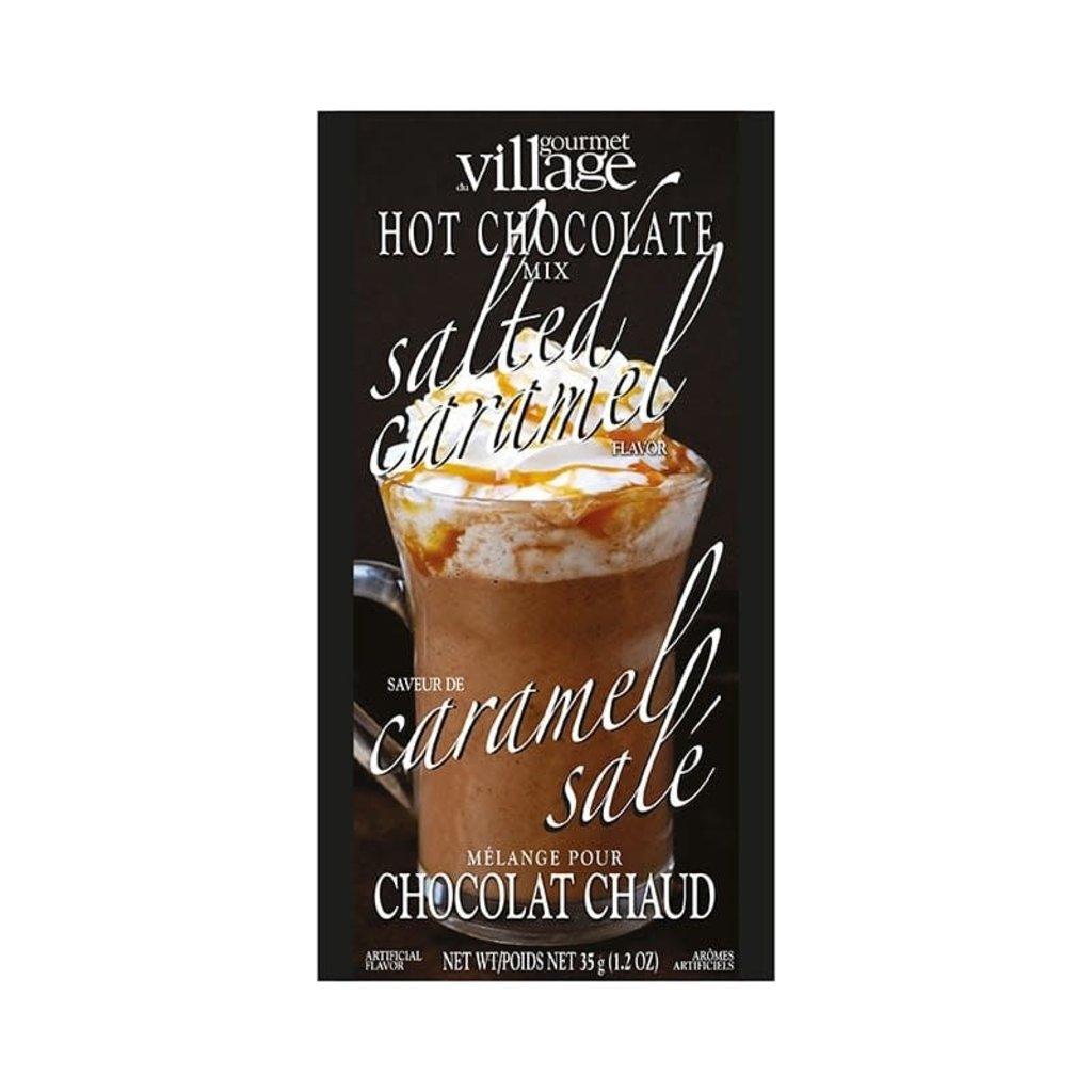 Gourmet du Village Chocolat Chaud au Caramel Salé Gourmet du Village