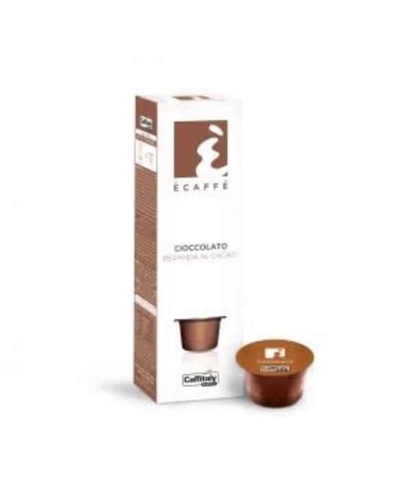 Capsule cioccolato (chocolat chaud) de Caffitaly