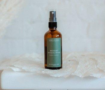 Parfum d'ambiance Dans les Bois  100 ml  Bouquet d'Eucaplytus