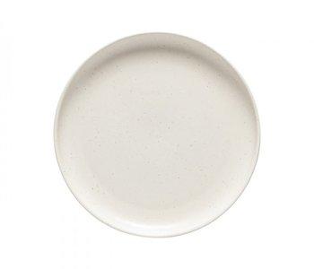 Assiette à diner Pacifica vanille