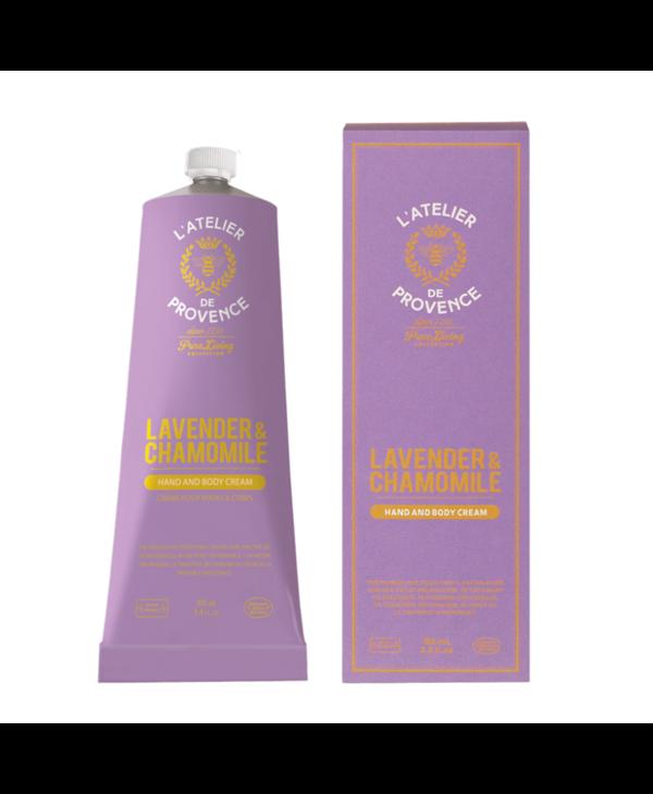 Crème à mains 100ml  Lavande & Camomille