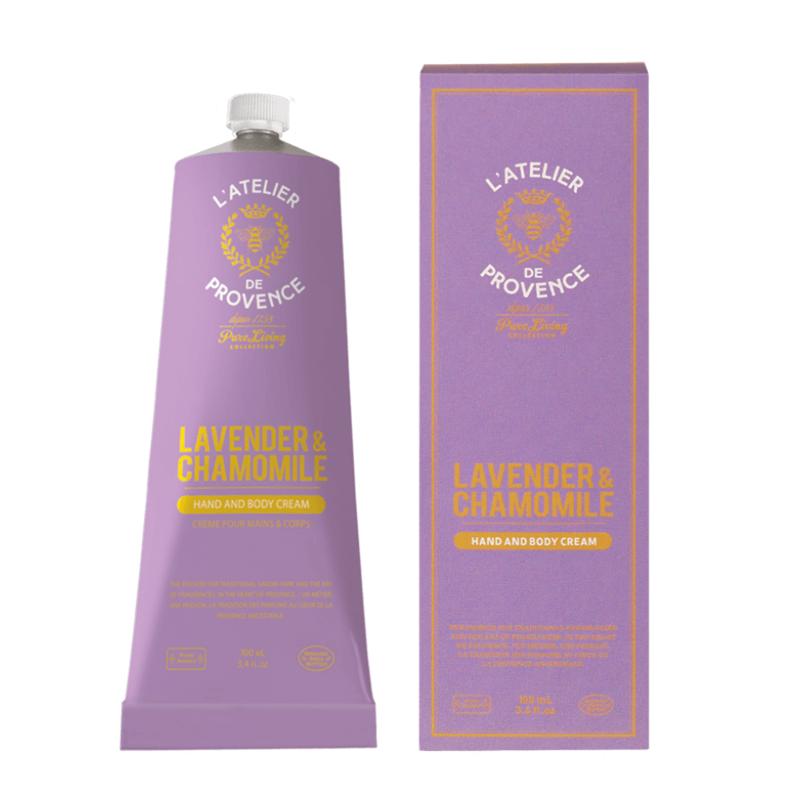 Atelier de Provence Crème à mains 100ml  Lavande & Camomille
