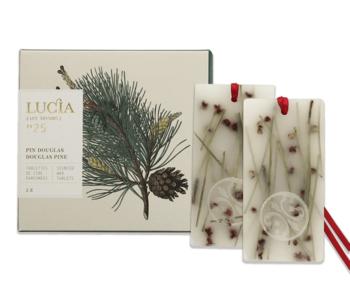 Tablettes parfumées Pin Douglas de Lucia