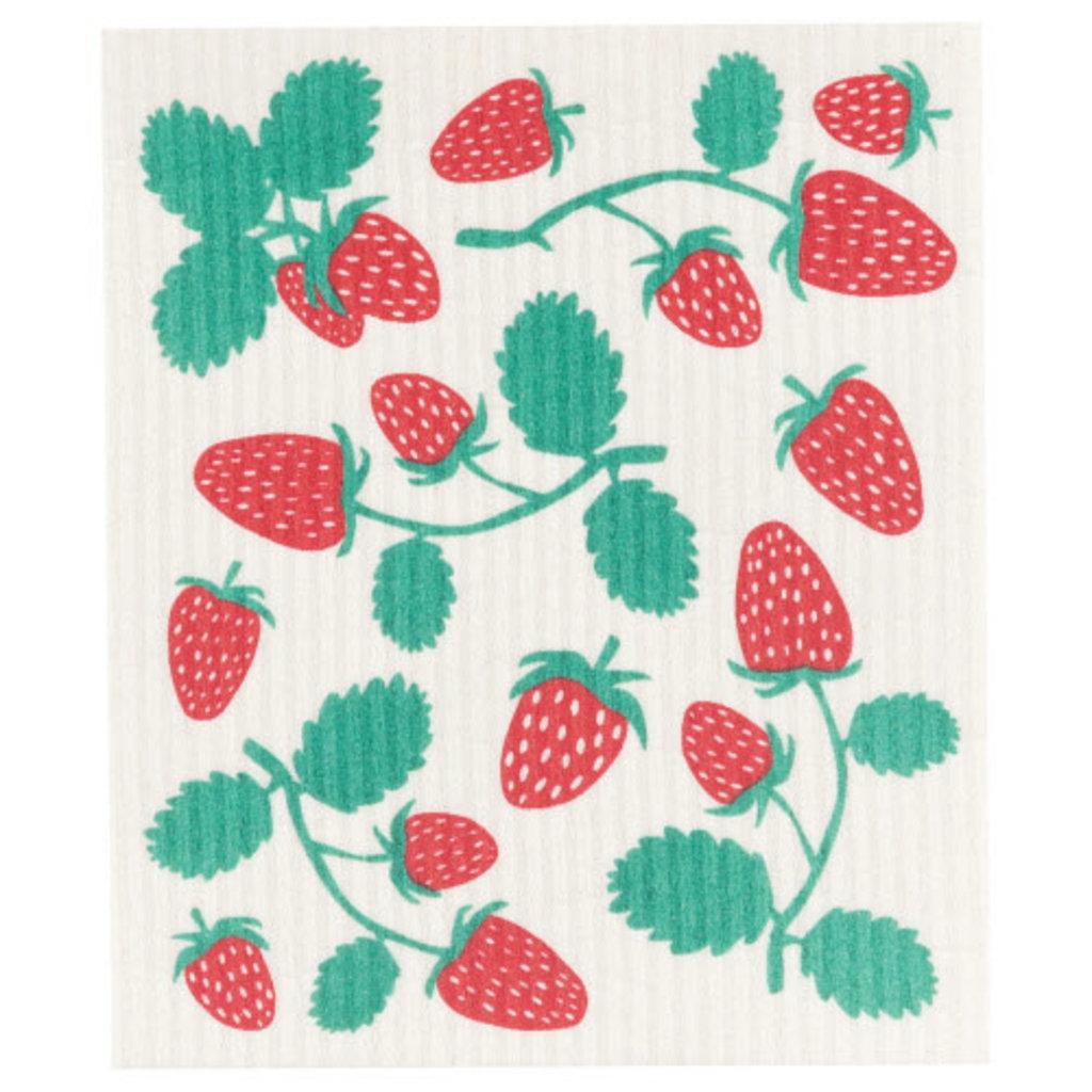 Danica Studio Ens. éponge suedoise Strawberries