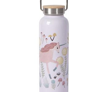 Bouteille d'eau  unicorn