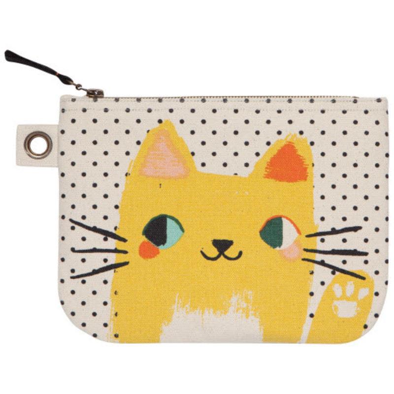 Danica Studio Pochette à fermeture éclair Meow Meow
