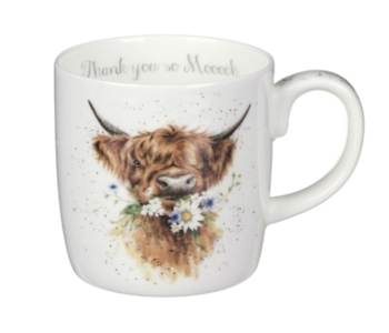 Tasse Wrendale by royal worcester MMRB4020 Thank You