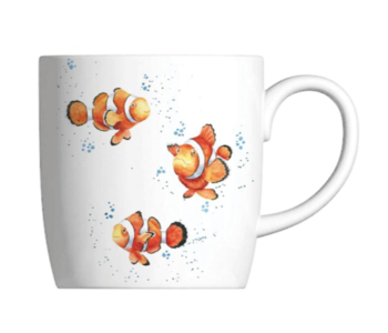 Tasse royale worcester MMRD5629 Clown Fish