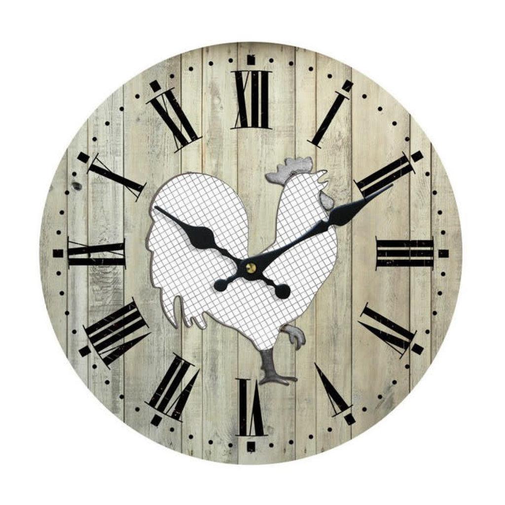 Nostalgia Horloge poule