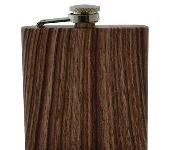 Flasque Aspect Bois 790-004