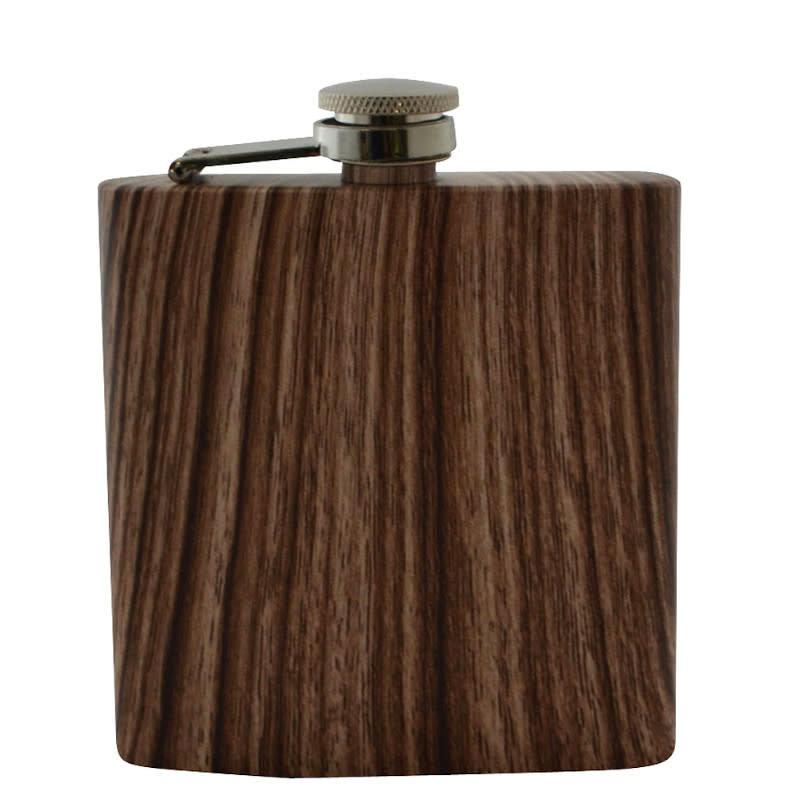 Nostalgia Flasque Aspect Bois 790-004