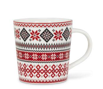 Tasse de Noel Design Scandinave