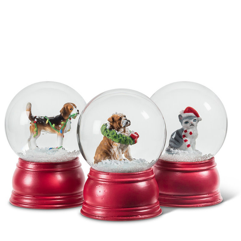Abbott Boule de Noel Sm Holiday pet