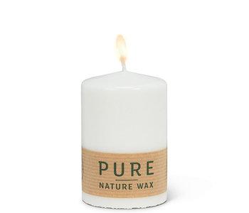 Petite Bougie Écologique Pure Natural Wax