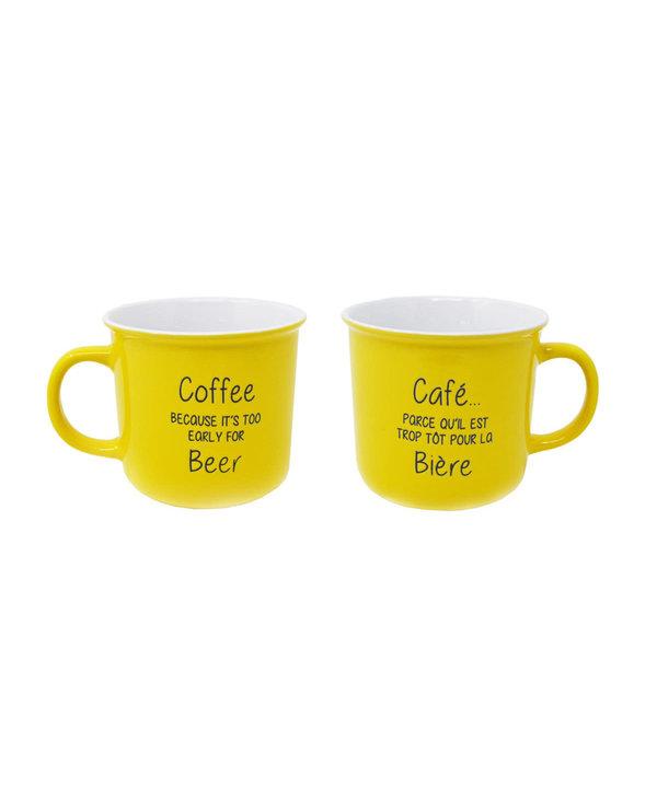Tasse Café/Bière