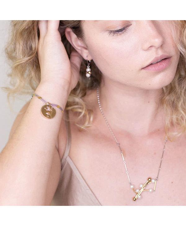 Bracelet Anne-marie Chagnon Casey Or