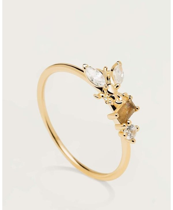 Bague PD Paola Reverly Gold 219