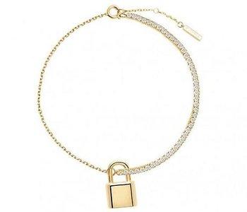 Bracelet PD Paola Bond Gold 046-U