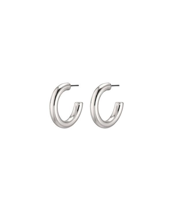 Boucles d'oreilles Dolag argent AH21