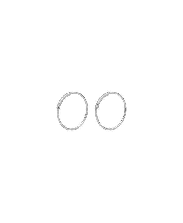 Boucles d'oreilles Raquel argent AH21