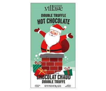 Chocolat Chaud Pere Noel Gourmet du Village