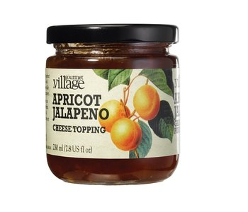 Accompagnement Fromage Abricot Jalapeno Gourmet du Village