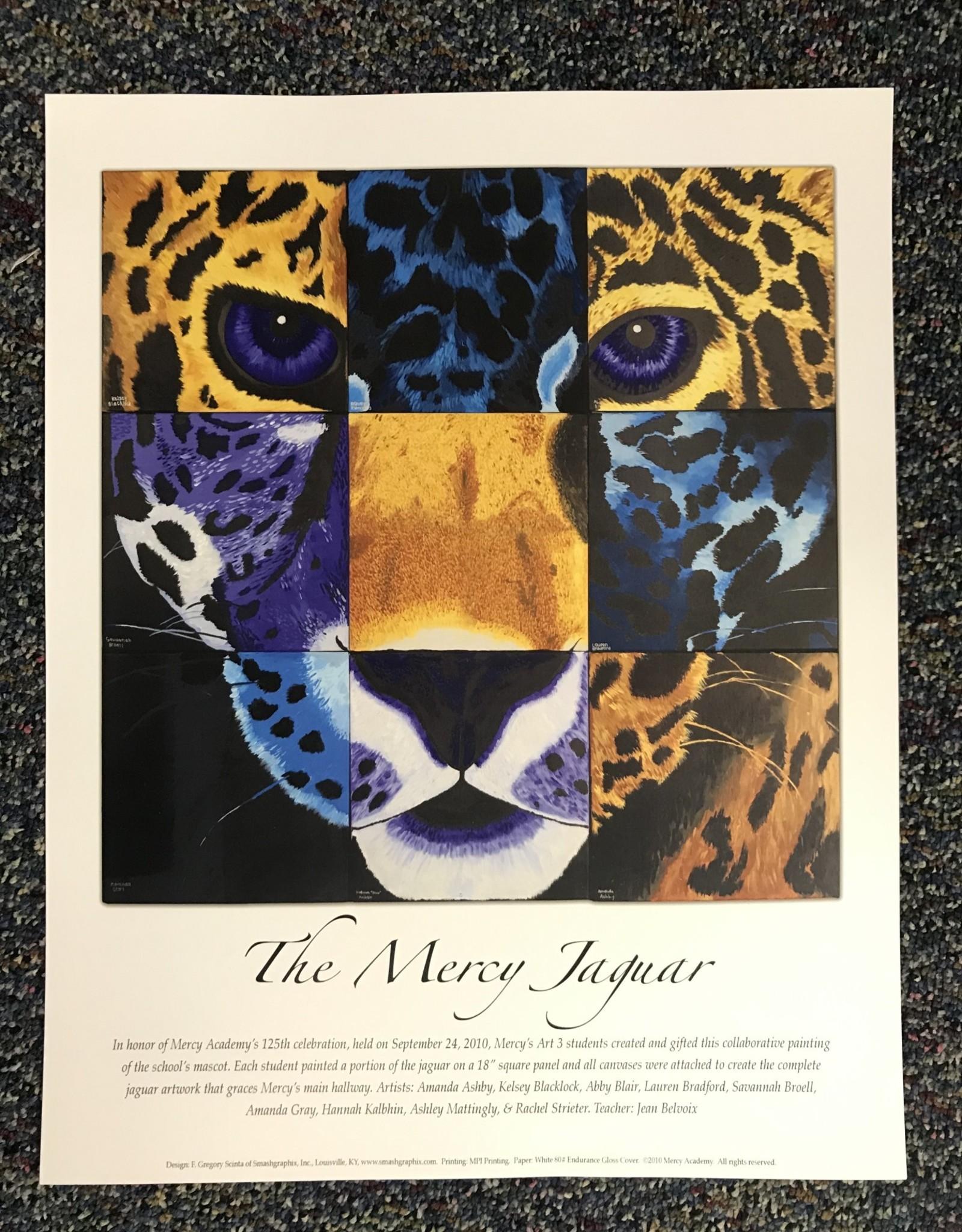 Jaguar Print by Art Dept