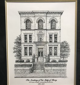 Mercy Heritage Matted Print