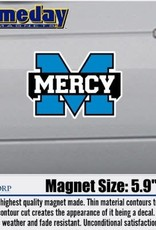 CDI Corp Mercy Gameday Magnet